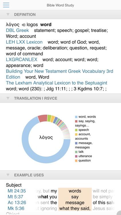Verbum Catholic Bible Study screenshot-3
