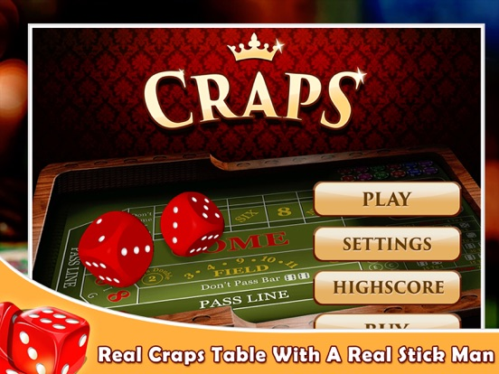 Craps - Casino Style! screenshot