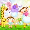 幼児や子供のための動物園パズル幼児のパズル ゲーム