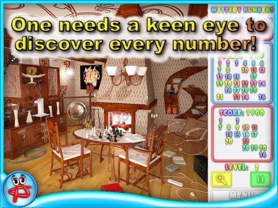 Mystery Numbers: Hidden Object Game screenshot 4