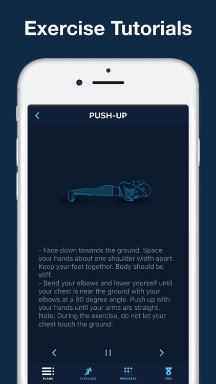 30 Day Fitness Challenge Log screenshot-4
