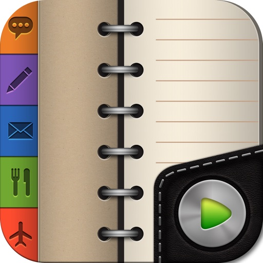 Groovy Notes for iPad - Organizer, Journal & Diary