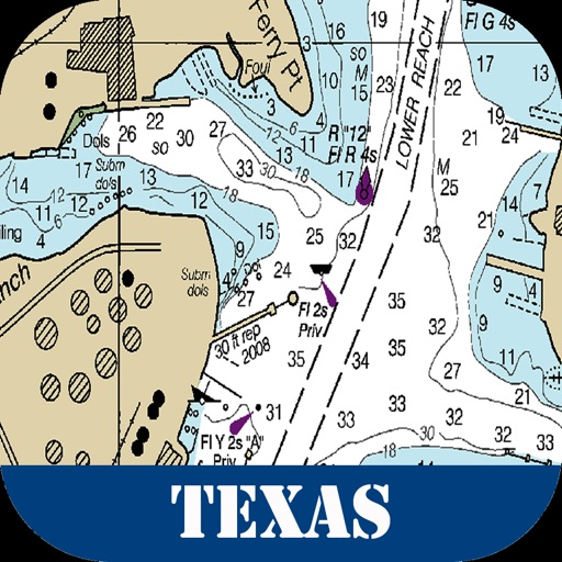 Texas Raster Maps