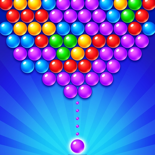 Bubble Shooter - Bubble Pop HD on the App Store Funnygames Bubble Shooting