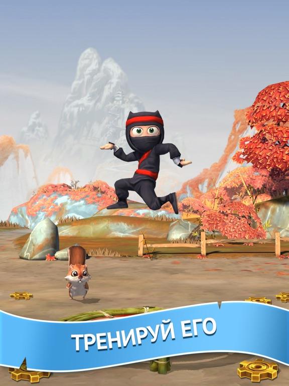 Clumsy Ninja для iPad