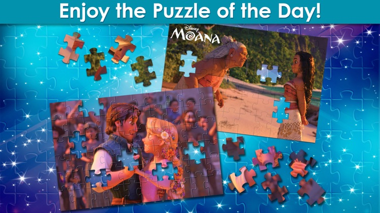 Disney Jigsaw Puzzles! screenshot-3