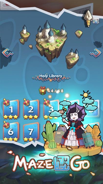 Maze Go! screenshot-0