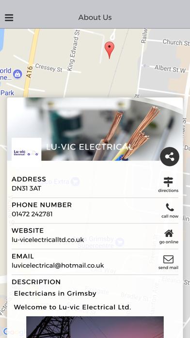 Lu-vic Electrical screenshot four