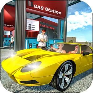 Gas Station Parking Mission
