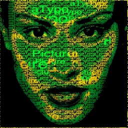 aTypo Picture PRO - Amazing Typographic Picture (a wordfoto)