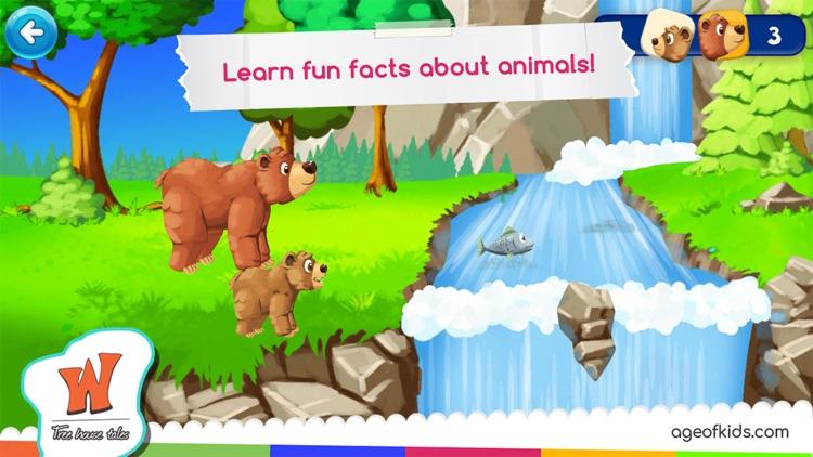 Animals Forest Wonderwood screenshot-5