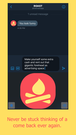 RoastKeyboard on the App Store