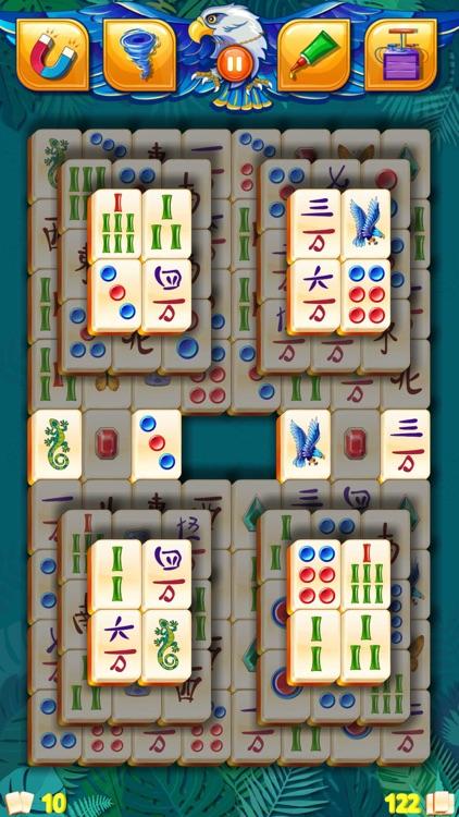 Mahjong: Titans Cliff