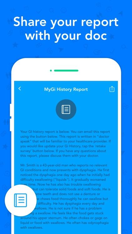 MyGiHealth Symptom Tracker screenshot-4
