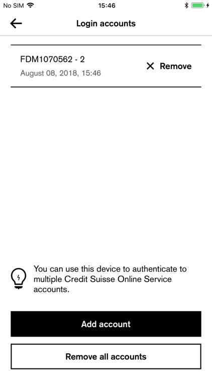 SecureSign by Credit Suisse screenshot-3