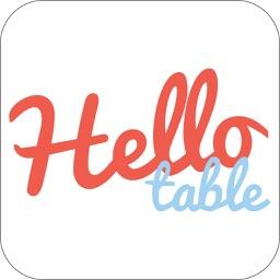 HelloTable