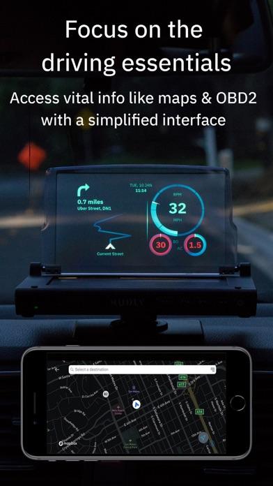 Hudly - Drive Smarter