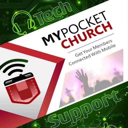 My Pocket Church Tech Support iOS App