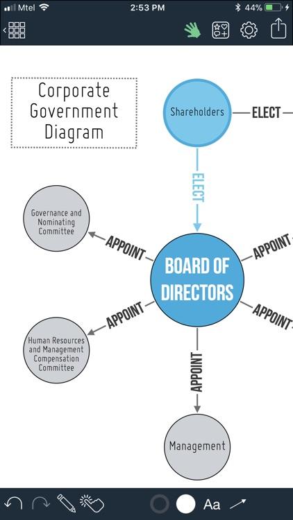 Grafio 3 - Diagram Maker screenshot-4