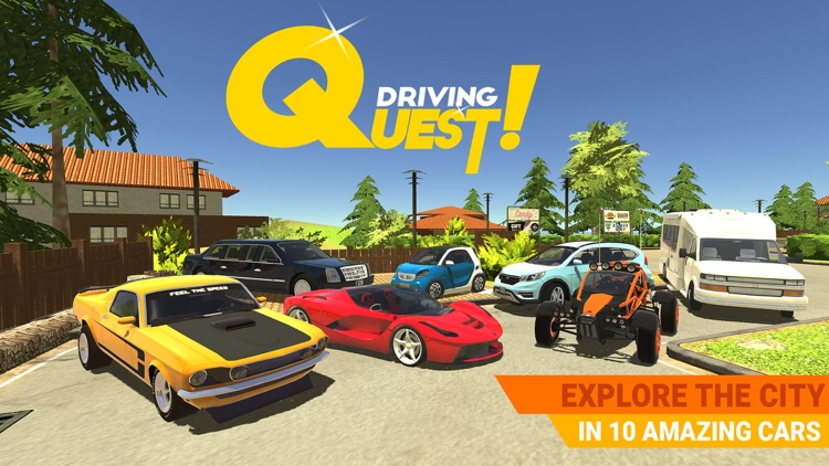Driving Quest: Top View Puzzle screenshot-4