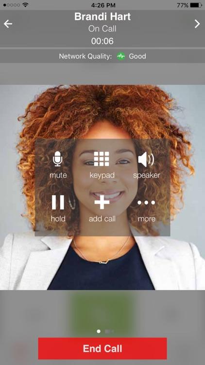 Bria Stretto - VoIP Softphone screenshot-3