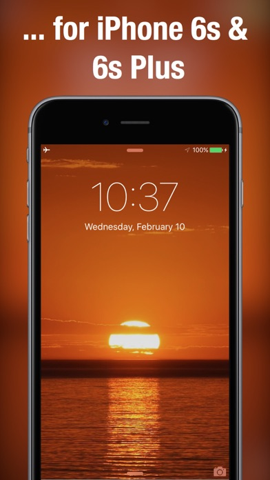 Screenshot #5 for Dynamic wallpapers & themes