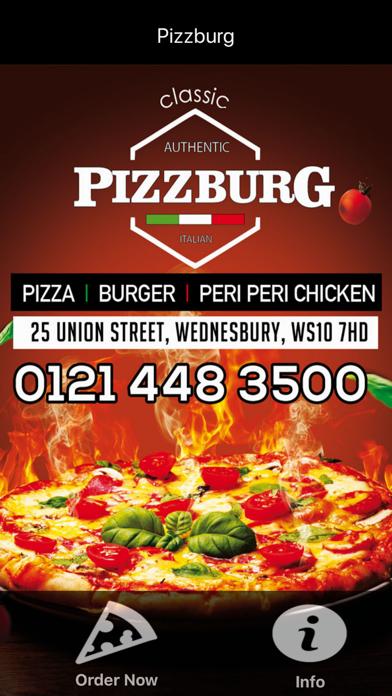 Pizzburg Wednesbury App Ipod Iphone Ipad And Itunes