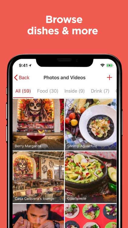 Yelp: Local Food & Services screenshot-7
