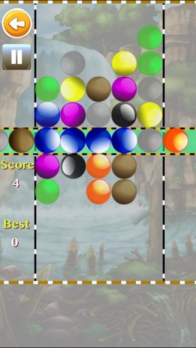 Balls in a Row. screenshot 1