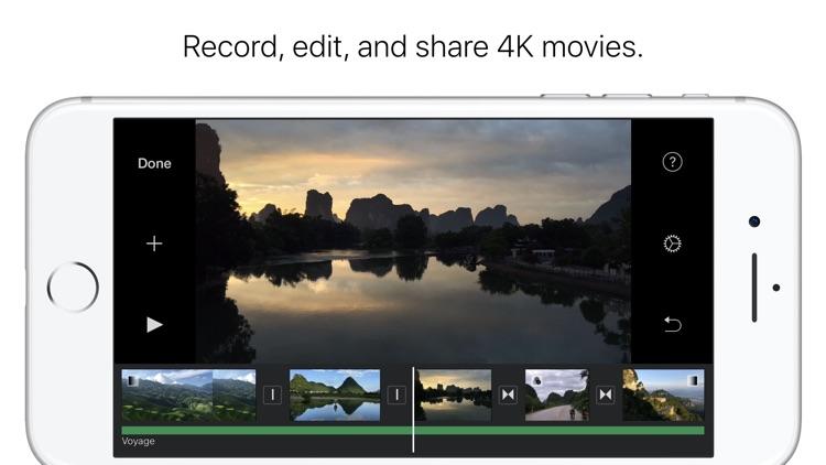 iMovie screenshot-0