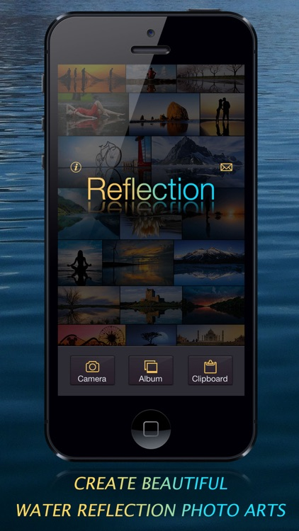 Reflection Pro - Water Photo