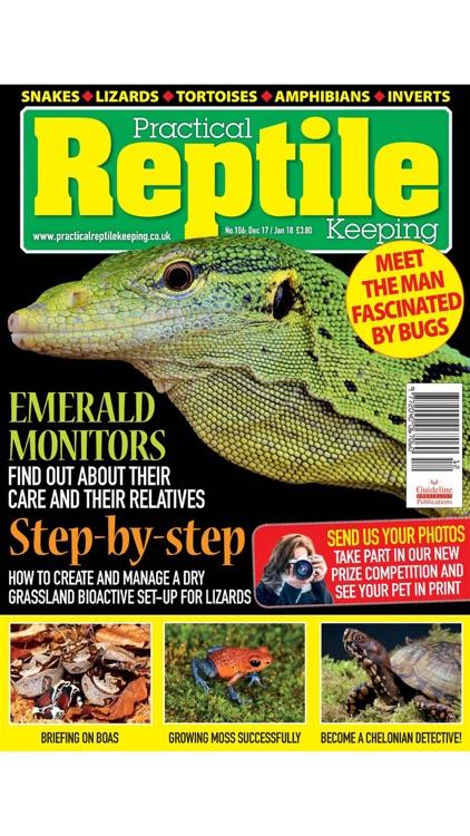 Practical Reptile Keeping screenshot-3