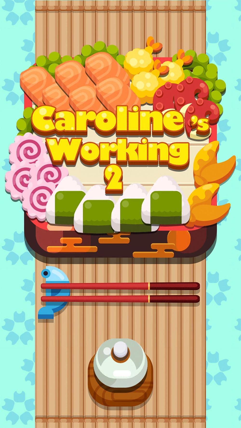 Caroline's Working 2