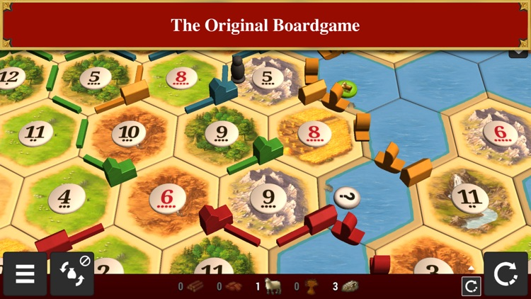 Catan Universe screenshot-1