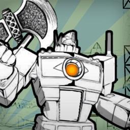 机器人格斗-机器恐龙的星际战争