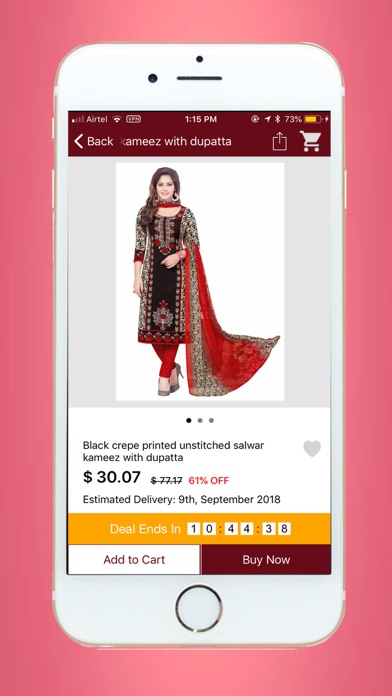 Download MIRRAW - Online Shopping App for Pc