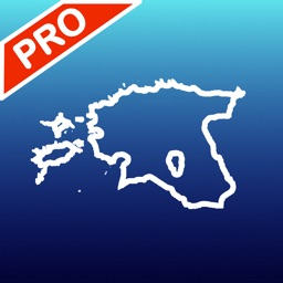 Aqua Map Estonia, Marine GPS