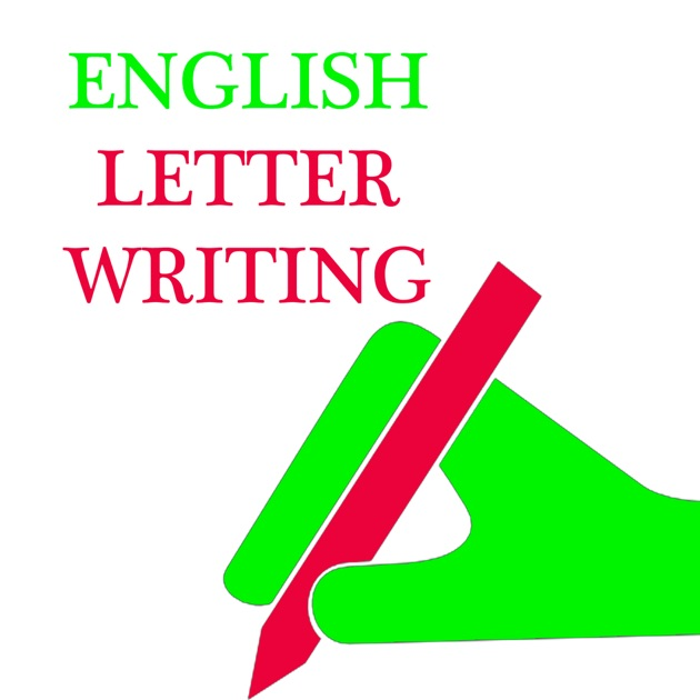 English letter writing on the app store thecheapjerseys Choice Image