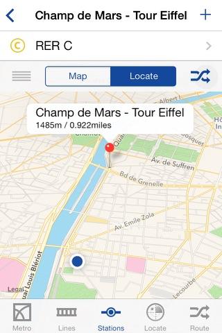 Metro Paris Subway screenshot 2