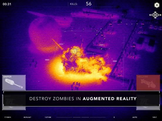 Zombie Gunship Revenant AR