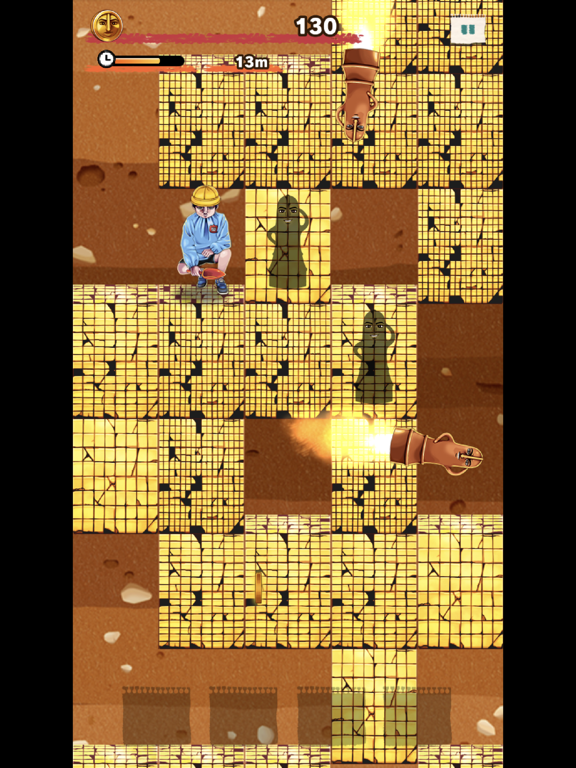 Dig! Dig! HANIWA! screenshot 6
