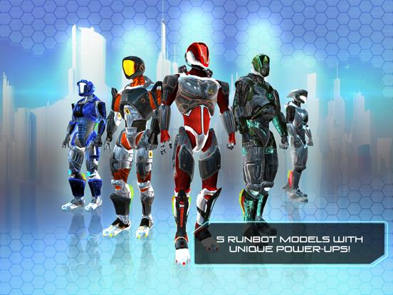 RunBot screenshot