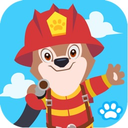 Happy Fireman - Uncle Bear