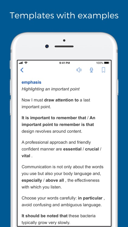 English Conversation Templates by Ngoc Anh