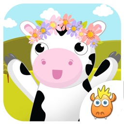 Crazy Farm Animal School