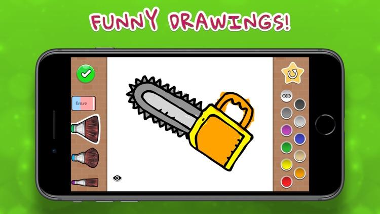 Coloring Your DIY screenshot-0