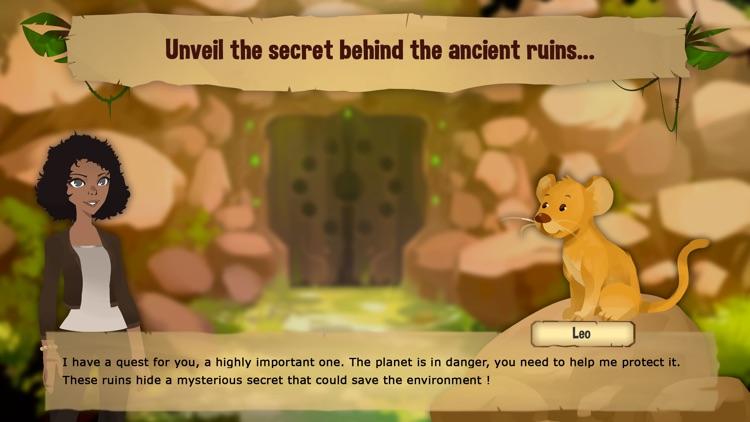 Leo's Journey in Africa screenshot-4