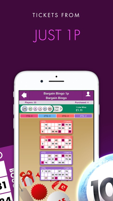 bet365 Bingo: Play Bingo Games screenshot two
