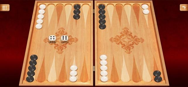 Backgammon Elite Screenshot