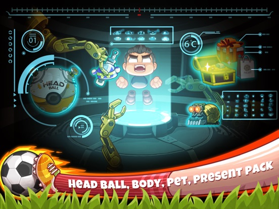 Head Soccer iPad